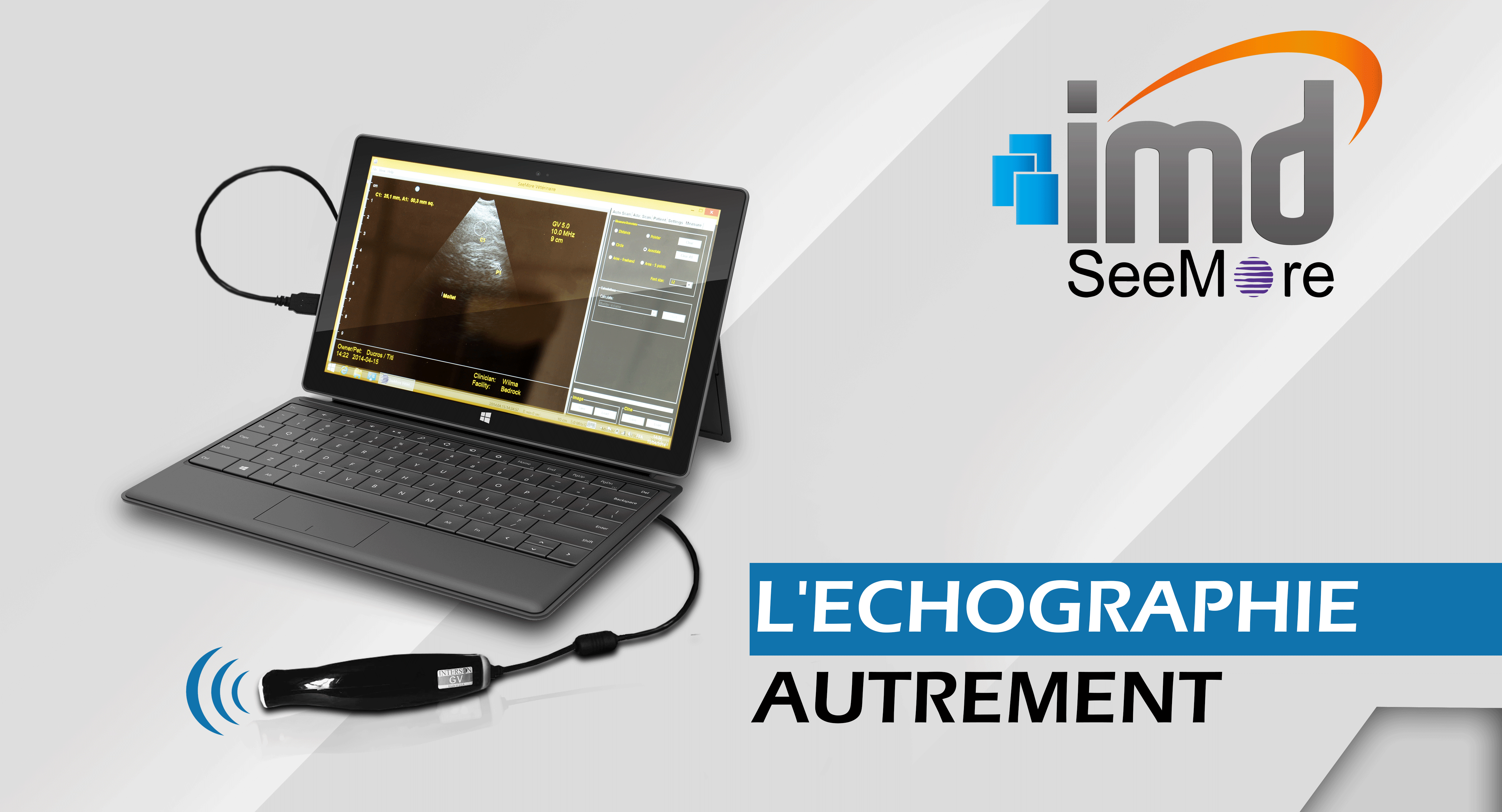 Photo Sonde USB IMD-SeeMore