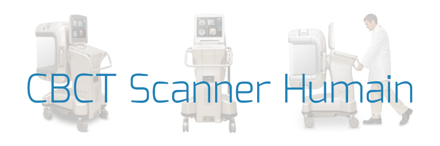 Titre CBCT Scanner Humains